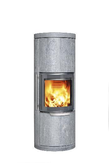 Tulikivi KAIRA - Visão geral do produto - Carron-Lugon