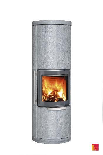 Tulikivi KAIRA - Aperçu du produit - Carron-Lugon