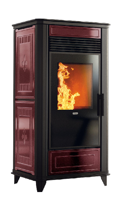 Klover THERMOCLASS bordeauxrood