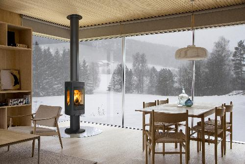 Jøtul F 373 Advance - Jotul F 373 noir - Carron-Lugon