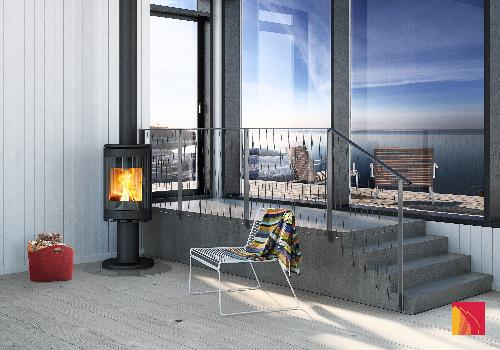 Jotul F 483 - Product overview - Carron-Lugon