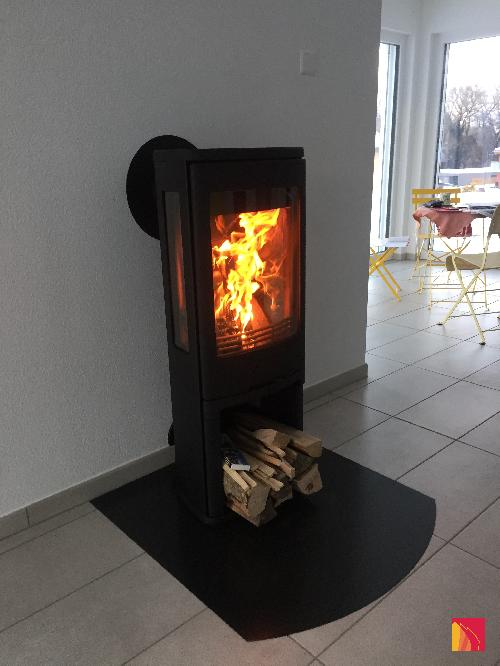 Contura 750 wood-burning stove