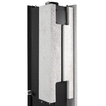 Tonwerk T-TWO STEEL - Product overview - Carron-Lugon