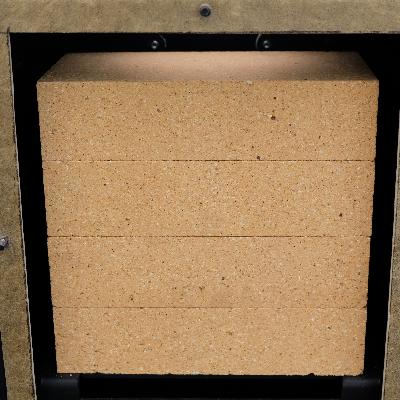30 kg de blocs d'accumulation garantirent une accumulation supplémentaire de 2 heures.