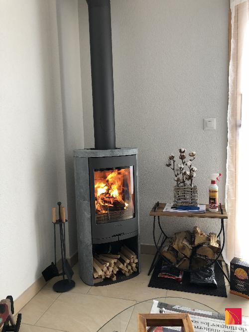 Stufa a legna Contura 820T