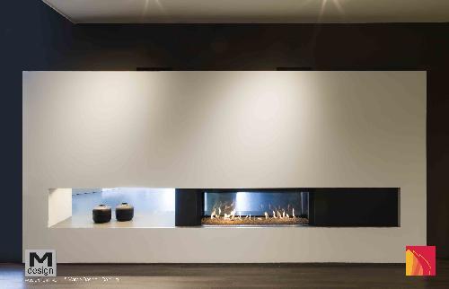 M-Design Luna Diamant 1150DH - Productoverzicht - Carron-Lugon