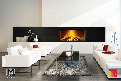 M-Design Argento 900H - Visão geral do produto - Carron-Lugon