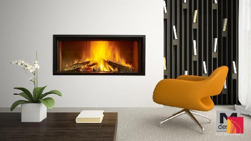 M-Design Argento 1350H - Aperçu du produit - Carron-Lugon