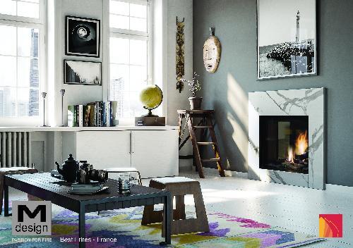 M-Design True Vision 850DV - Resumen de productos - Carron-Lugon