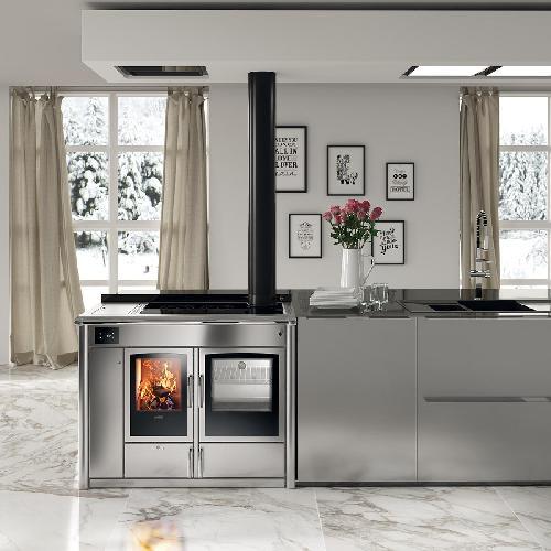 Klover ALTEA 110 GLASS - Productoverzicht - Carron-Lugon