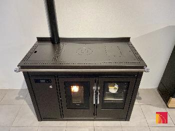 Klover SMART 120 BT - Klover Smart 120 roestvrij staal - Carron-Lugon