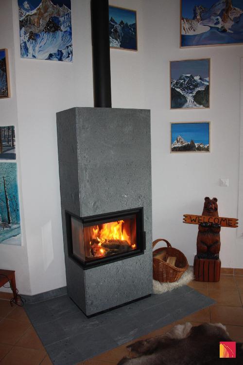 Tulikivi Jokka wood stove