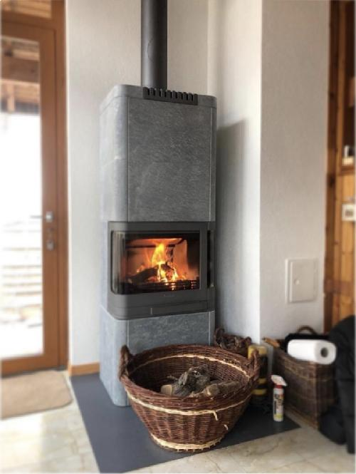 Stufa a legna Contura 26T versione alta