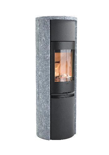 Contura 590T  - Contura 590T noir - Carron-Lugon