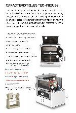 De Manincor Domino D6 - Aperçu du produit - Carron-Lugon