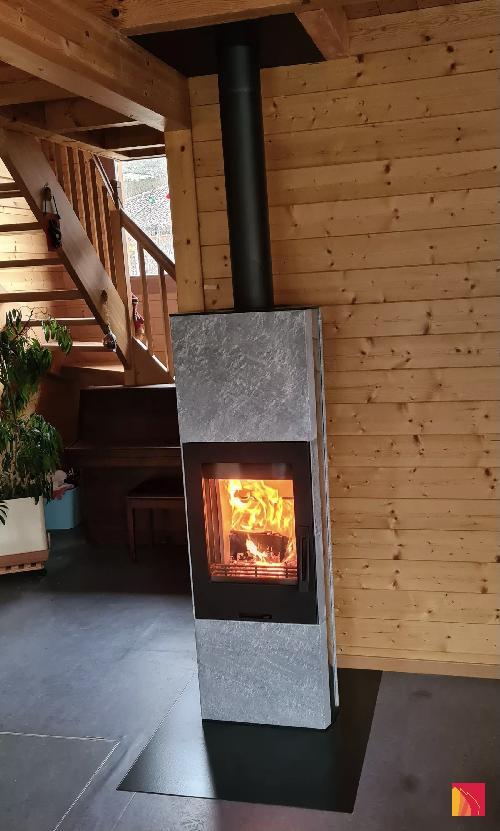 Stufa a legna Contura 35T