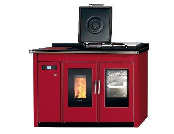 Klover SMART 120 BT - Klover Smart 120 stainless steel - Carron-Lugon