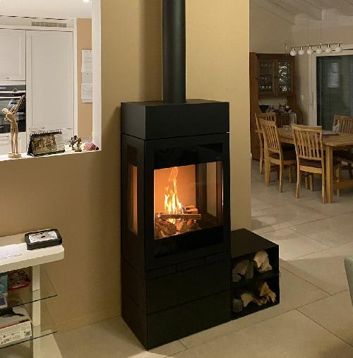 Wood Stove Skantherm Elements 603 3S