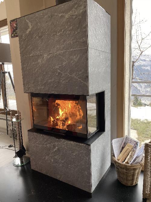 Poêle à bois Contura i51T