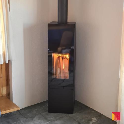 Tonwerk T-Two Steel Wood Stove
