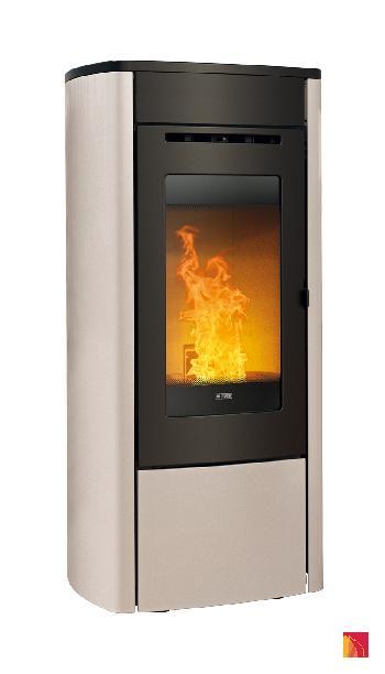 Klover SOFT 100 - Vista general de la estufa - Carron-Lugon