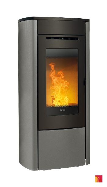 Klover SOFT 100 - Overview of the stove - Carron-Lugon
