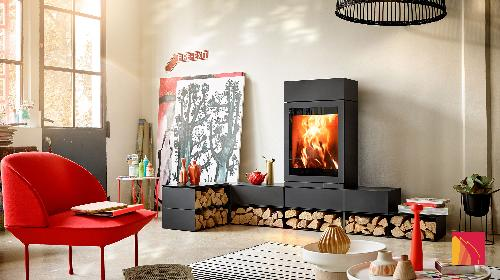 Skantherm Elements 603 front - Product overview - Carron-Lugon