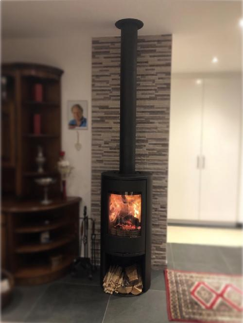 Contura 510 wood-burning stove