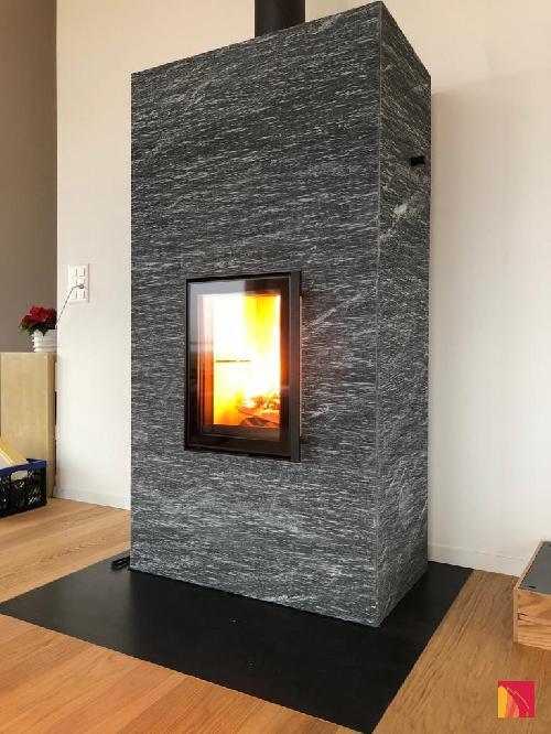 Masonry heater Tulikivi Koli